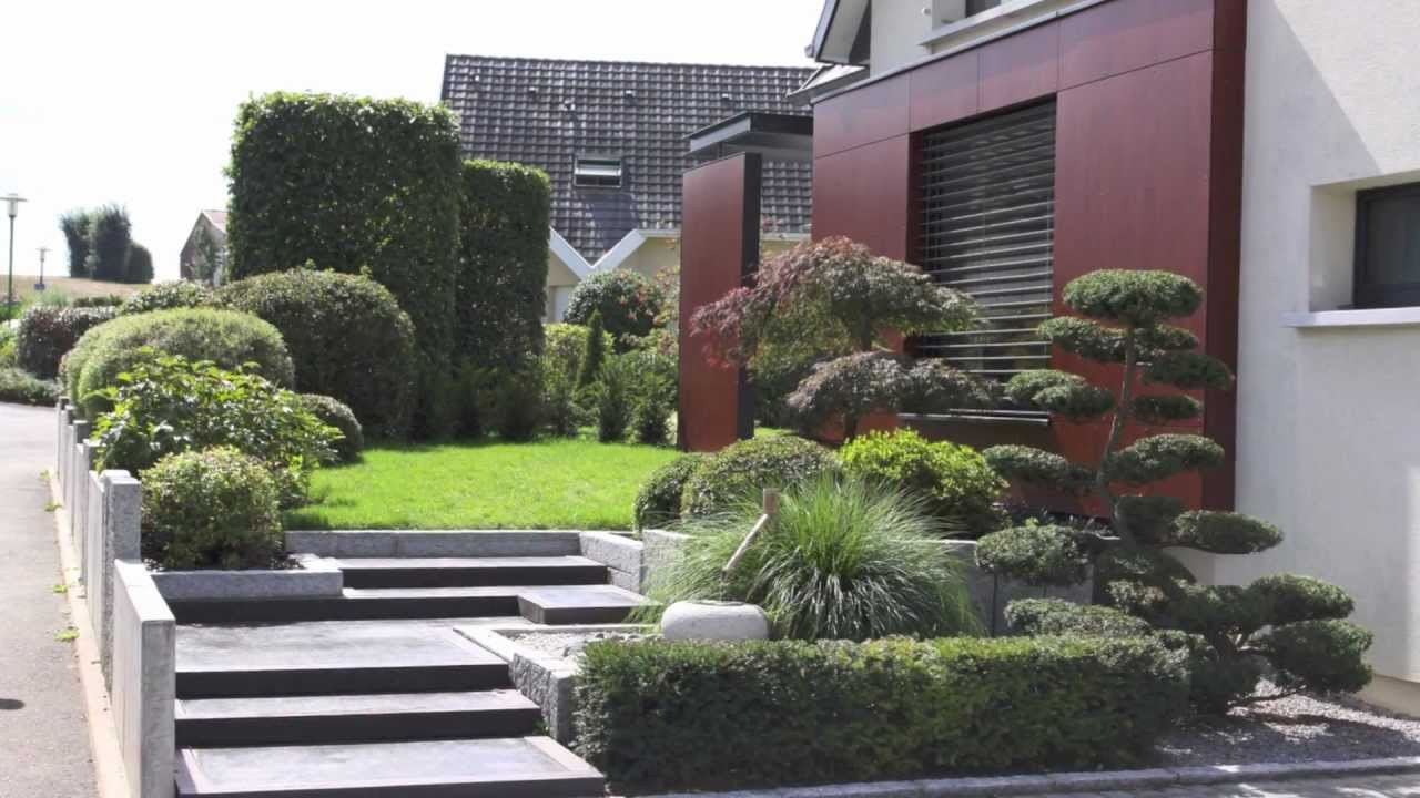 artcane architecture de jardin youtube