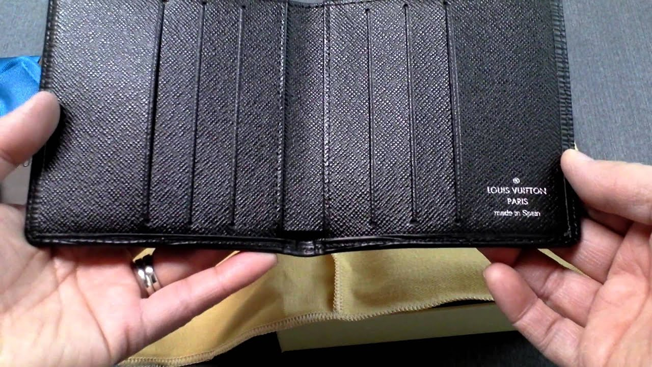 Image result for LOUIS VUITTON WALLET: eight card slot for men