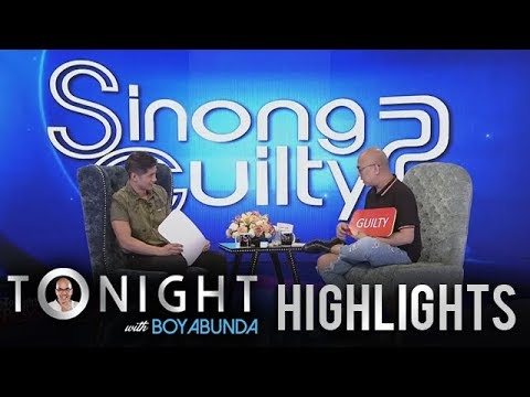 TWBA: Aljur Abrenica takes on the 'Guilty or Innocent' challenge
