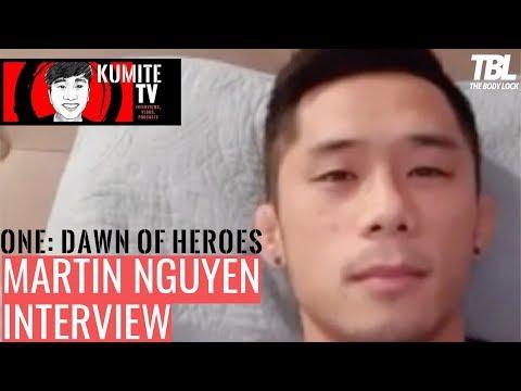 Martin Nguyen Talks Not Reaching His Potential Yet, Revamped Training, Koyomi Matsushima & More