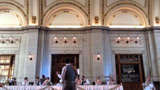 Fort Wayne Wedding DJ // Baker Street Train Station