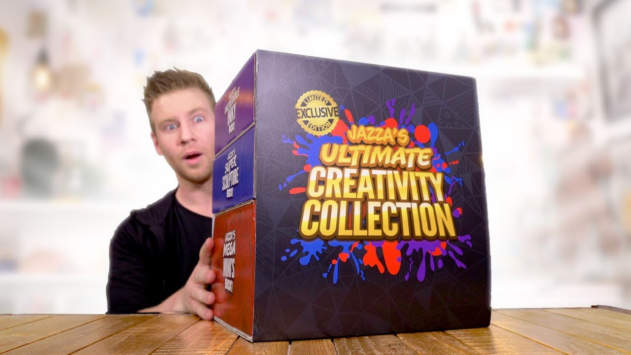 I'm selling the BEST ART BOX OF ALL TIME!!