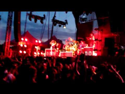 Korn live- coming undone- mayhem fest okc 2014