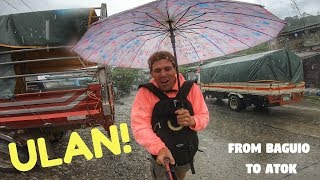 BAGUIO Mountain Road Trip FAIL | Canadian Travels PHILIPPINES Alone