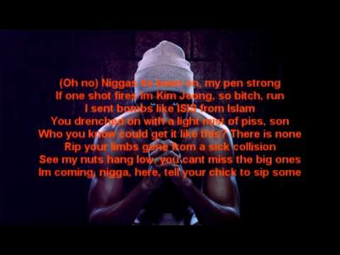 Download Hopsin - BUS That (Lyrics on screen)