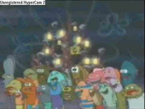sponge bob's got big balls