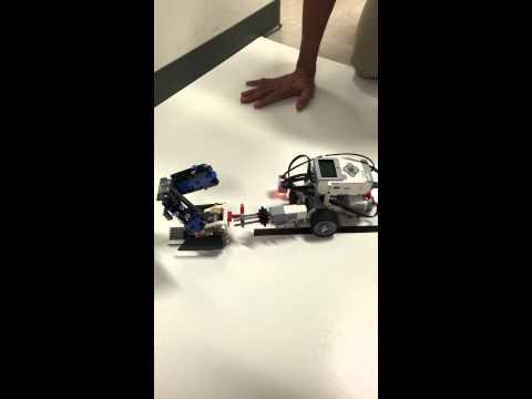 Lego Robotics 671