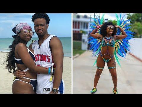 JAMAICA Vlog Part 2 : JAMAICA CARNIVAL 2018!   CS Together