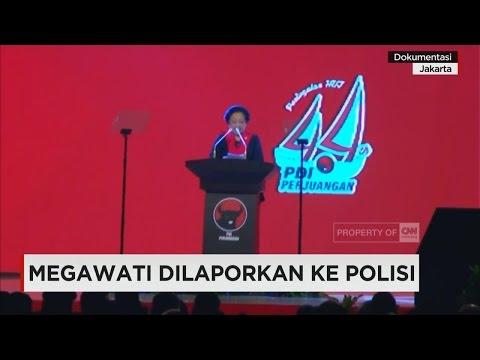 Megawati Dilaporkan ke Polisi Terkait Penodaan Agama Mp3