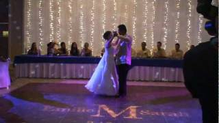 A Perfect Wedding Dance- Sarah and Emille Morales First Dance