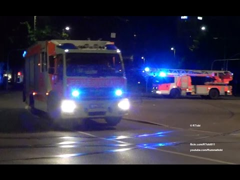 Leipzig Anti Terror Drill - Emergency Responses [GER | 16. - 17.5.2017]