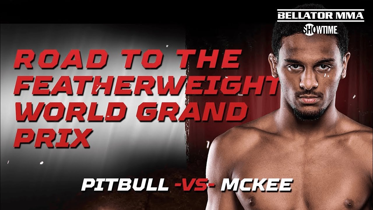 ROAD TO BELLATOR 263: Featherweight World Grand Prix - AJ McKee | Saturday, July 31st on SHOWTIME