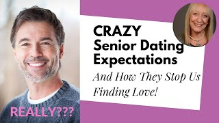 """Crazy Senior Dating Expectations: """"Nurse or a Purse"""" vs. """"George Clooney"""""""