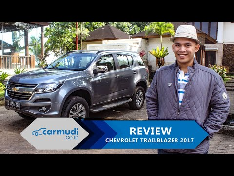 REVIEW Chevrolet Trailblazer 2017 Indonesia: Fortuner/Pajero Terjangkau? Ya Ini..