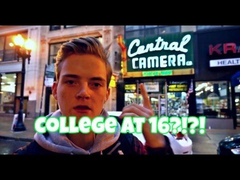 Depaul University Vlog?!?! - Vlog #21