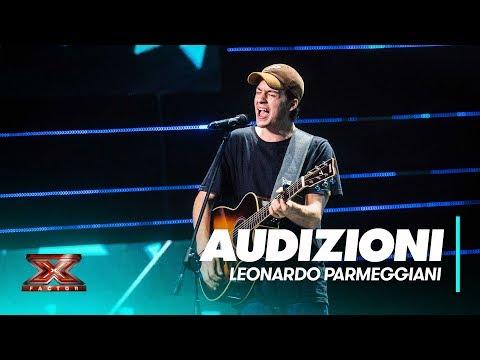 Leonardo Parmeggiani ci porta indietro nel tempo | Audizioni 2