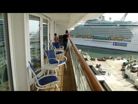Surprised our kids with the Roy O Disney suite on the Disney Cruise Line Disney Wonder