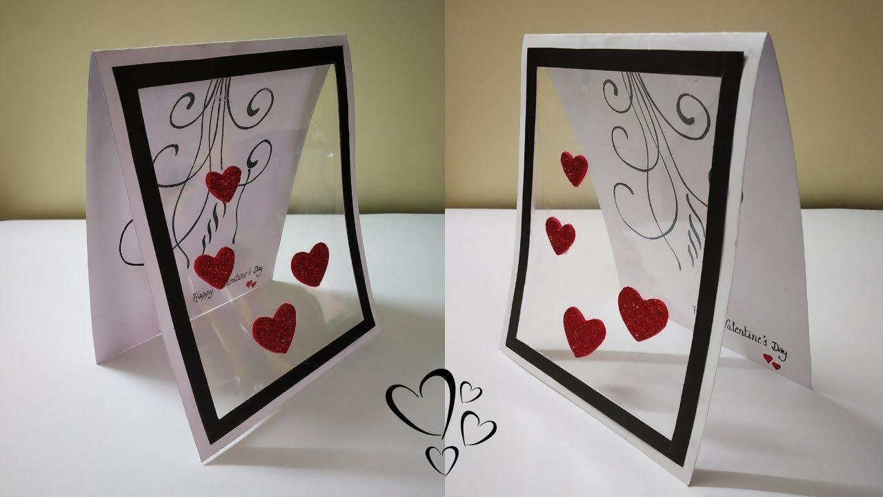 Handmade Greeting Card For Boyfriend Girlfriend