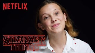 Stranger Things Spotlight | Millie Bobby Brown | Netflix