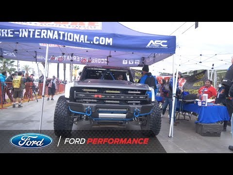 Ford Bronco R Is Ready For The SCORE International Baja 1000