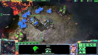 MrPink Zockt! 006 - Starcraft 2 / SC2 ! Lets Play ! * 2v2 Placement Matches * Teil 2