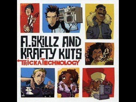 A. Skillz & Krafty Kuts - Tricka Technology