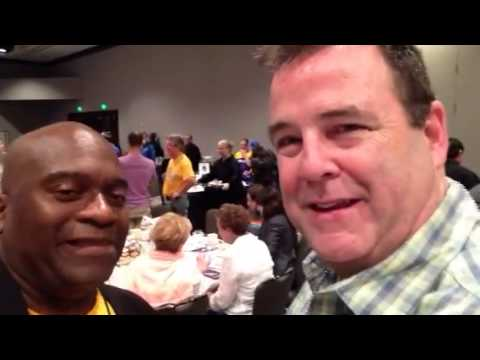 Kevin Carroll Of SF Hotel Council At Pride Breakfast - Zennie62