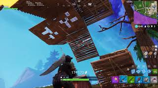 Fortnite | When u run out of resources