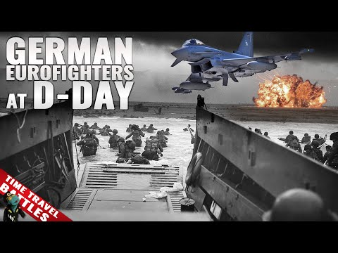 Could modern day German Air Force stop the Allies at D-Day, 1944?