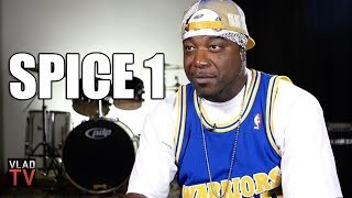 Spice 1 on Crying & Firing Shots When 2Pac Died, Always Knowing Orlando Did It (Part 11)