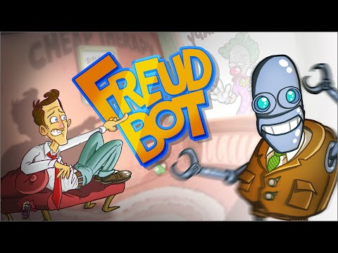 Freudbot Trailer (HD) | A card game for Android and Windows