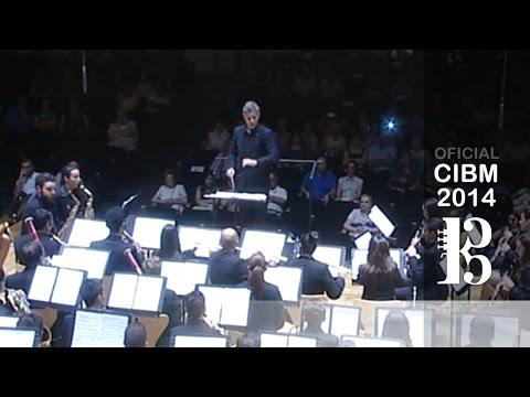 CIBM 2014 - Asociación Unión Musical Villa De Bullas - Suite Festiva