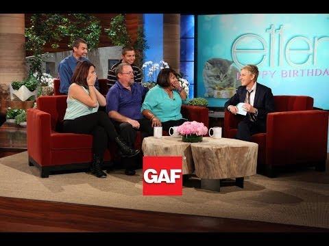Ellen Is Building Them a Home