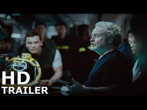 ALIEN: Awakening (2019) Teaser Trailer #1 [HD] Ridley Scott Si-Fi Movie   Concept