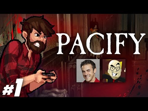 Pacify | LET'S GHOST | Let's Play Pacify Gameplay Episode 1