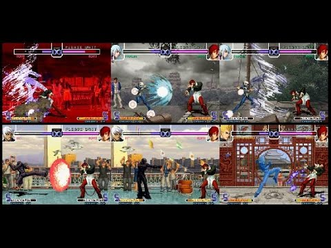 Kof 2002 súper magic Plus Hack 1,2y3 para tiger Arcade ...