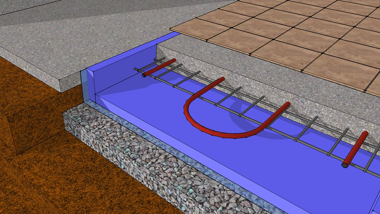 Hydronic Retrofit In A Basement Slab: Insulate!