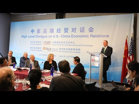 China and the U.S.: One Belt, One Road and a 100-Day Plan