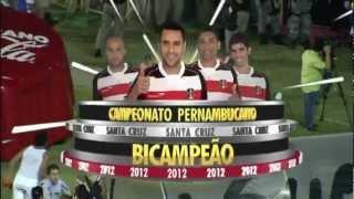2ª Final do PE 2012: Sport 2 x 3 Santa Cruz (Melhores Momentos) - Santa Campeão - Globo NE HDTV