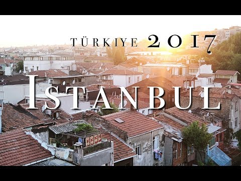 Istanbul: From Asia to Europe | TURKEY 2017 EP.02