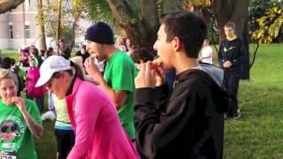 Krispy Creme Dougnut Dash 5K Trailer
