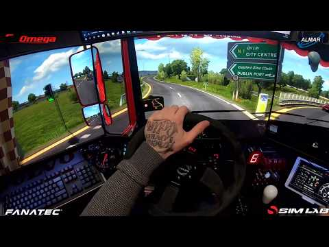 Euro Truck Simulator 2/ Career Day 30/getting Miles In For Amrstrong Haulage