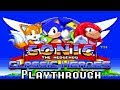 [TAS] Sonic Classic Heroes - Speedrun As Team Sonic
