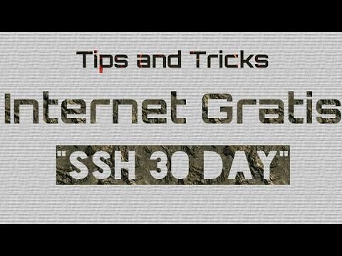 Create ssh 30 day free