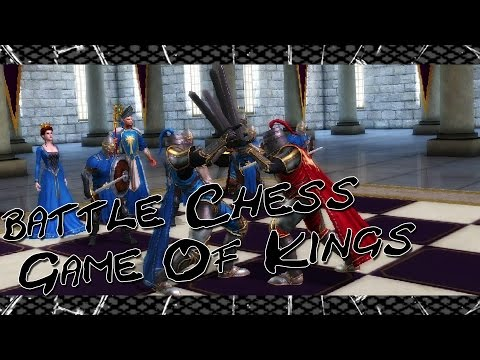 "Battle Chess Game Of Kings ""2 Player Dtpk Vs TMK"""