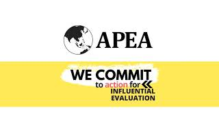 APEA Board Members at #Eval4Action Commitment Drive
