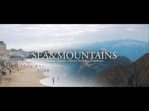 SEA AND MOUNTAINS (Travel Edit) Sony a6300