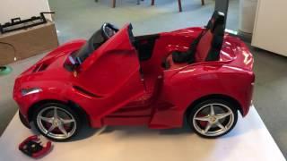 Ferrari LaFerrari 12V - www.tjengo.com
