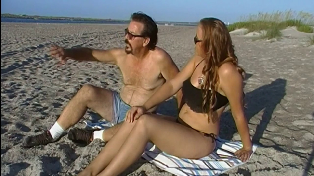 Poolside orgy video