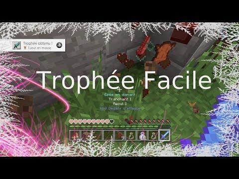 Minecraft : PlayStation 4 Edition - Overkill Trophy Guide   Trophée Tueur En Masse